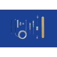 Eye Lavage Kit - Straight Trocar - 60in Catheter - Priming Volume=1ml/60in. (Formerly 6612L)